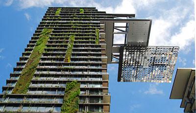 One Central Park<br /> Australia<br /> 6YNE0168+12A+5C+0.76PVB+5C