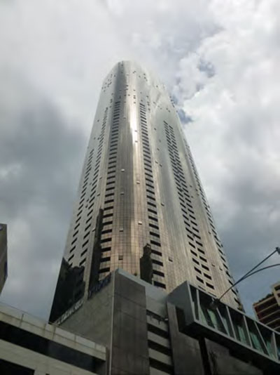 Prima Tower<br /> Australia<br /> 6C YZE0145(#2)+12A+5+0.38(Bronze)PVB+5