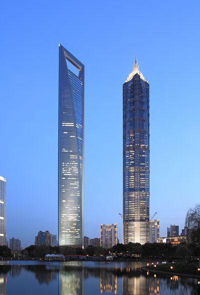 上海环球金融中心<br /> 6YSS0116 半钢化 +0.76PVB+6 半钢化<br /> 6YSS0116 半钢化 +0.76PVB+6 半钢化 +12A+6 半钢化
