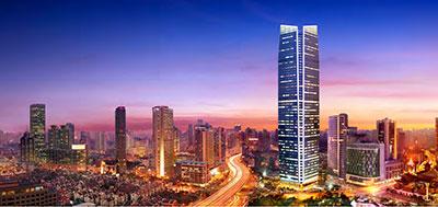 上海会德丰<br /> 8YBE0148 钢化 +12A+8 钢化<br /> 8YDE0160 钢化 +12A+8 钢化